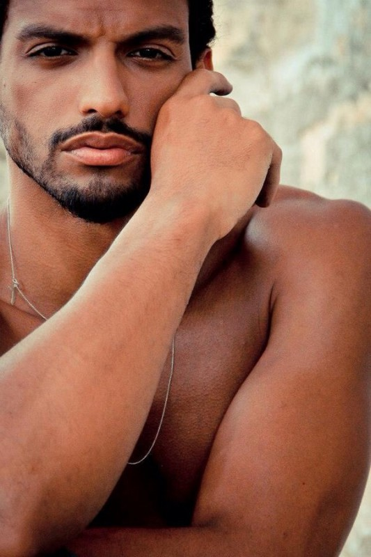 Gorgeous Black Man