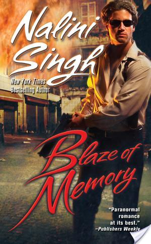 Book Review: Blaze of Memory by Nalini Singh